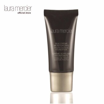 Harga Laura Mercier Moisturizing Silk Crème Photo Edition Foundation - Bamboo Beige