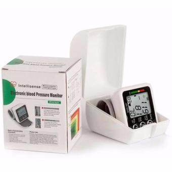 LCD Display Wrist Electronic Blood Pressure Monitor Digital Pulsebp Monitor Intellisense Microcomputer Intelligent Type