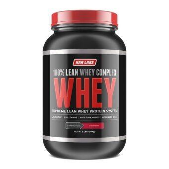 LEAN WHEY PROTEIN Strawberry 2lb