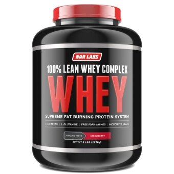 LEAN WHEY PROTEIN Strawberry 5lb