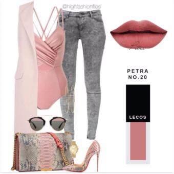 อยากขาย LECOS No.20 Petra (สีชมพู)