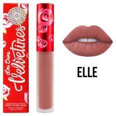 Lime Crime Velvetines #Elle 2.6 ml. (Apricot Nude)