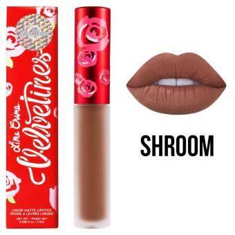 Lime Crime Velvetines #Shroom 2.6 ml. (90s Brown)