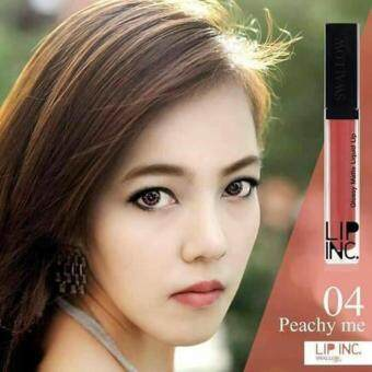 LIP INC.04 Peachy me