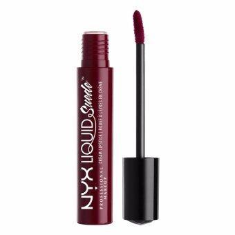 นิกซ์ โปรเฟสชั่นแนล เมคอัพ ลิควิด ซูเอ็ด ครีม ลิปสติก - LSCL12 วินเทจ ลิปสติก ลิปจิ้มจุ่ม NYX Professional Makeup Liquid Suede Cream Lipstick - LSCL12 Vintage Liquid Lipstick