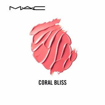 MAC CREMESHEEN LIPSTICK CORAL BLISS - 2