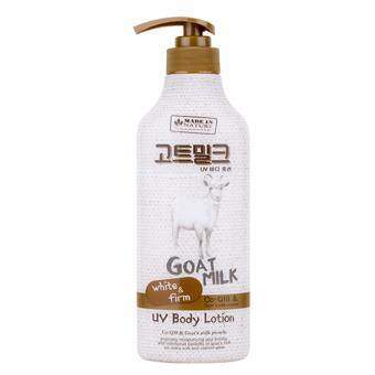 MADE IN NATURE Goat Milk UV Body Lotion