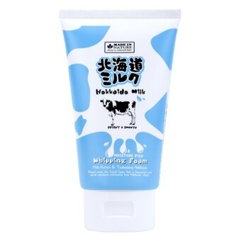โฟมนมวัวฮอกไกโด Made In Nature Hokkaido Milk Moisture Rich Whipping Foam