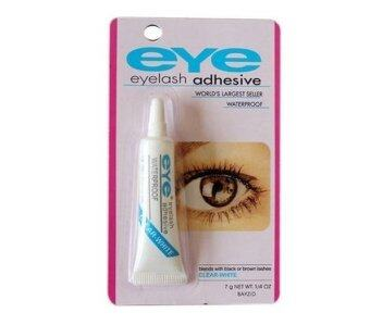 Makeup by SRI EYE กาวติดขนตาปลอม รุ่น CLEAR-WHITE