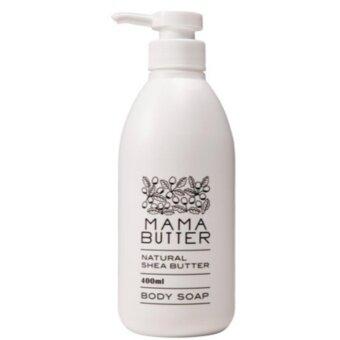 MAMA BUTTER มามา บัตเตอร์ สบู่อาบน้ำ ปราศจากซิลิโคน 400 มิลลิลิตร / Body Soap