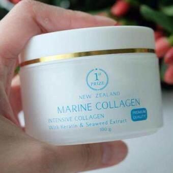 ของแท้จากประเทศนิวซีแลนด์ Marine Collagen คอลลาเจนที่ดีที่สุดสำหรับผิว (ขนาดบรรจุ 100 กรัม)