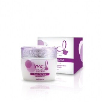 Harga MCL Miracle Whitening Day Cream