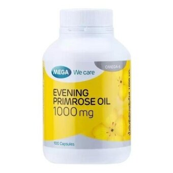 Harga Mega We Care Evening Primrose Oil EPO 1000mg 30เม็ด