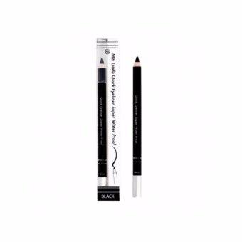 Harga Mei Linda Quick Eyeliner Super Water Proof (Black) no box