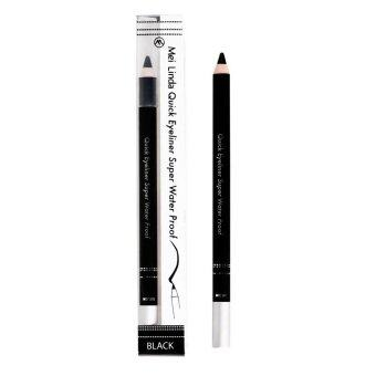 Harga Mei Linda อายไลเนอร์ Quick Eyeliner Super Water Proof (Black)(MD3033)