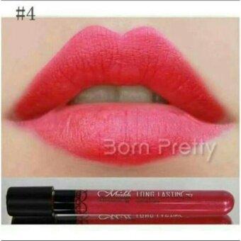 ลิปจูบไม่หลุด Menow long lasting lip gloss