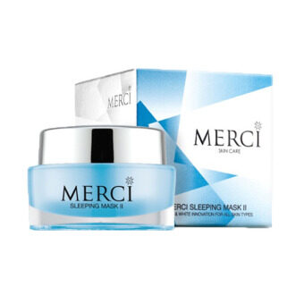 Merci sleeping Mask (30 g.) 1 กระปุก