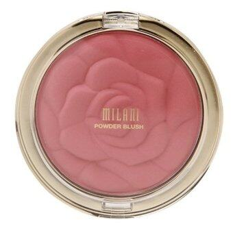 Milani Rose Powder Blush, Tea Rose 0.6 oz 17 g