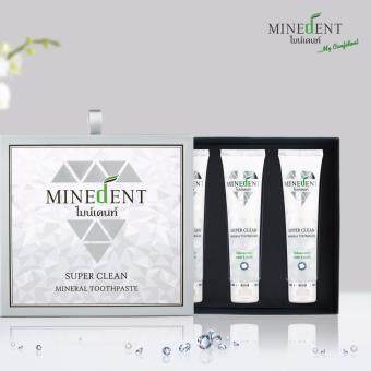 Minedent Mineral Toothpaste