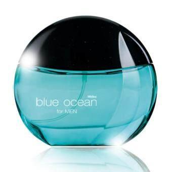 Mistine Blue Ocean Perfume Spray for Men น้ำหอมสเปรย์สำหรับชายหนุ่ม1 ชิ้น