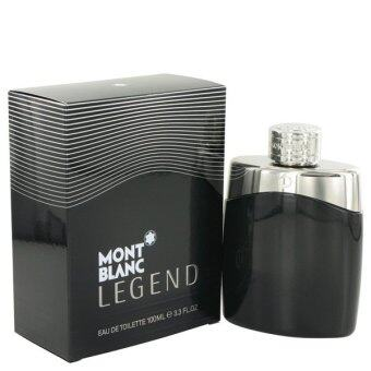 Harga Mont Blanc Legend for men EDT 100 ml.(พร้อมกล่อง)