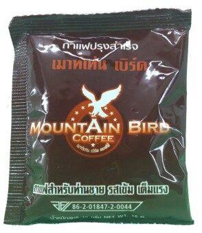 Mountain Bird กาแฟเมาท์เท่นเบิร์ด - 4