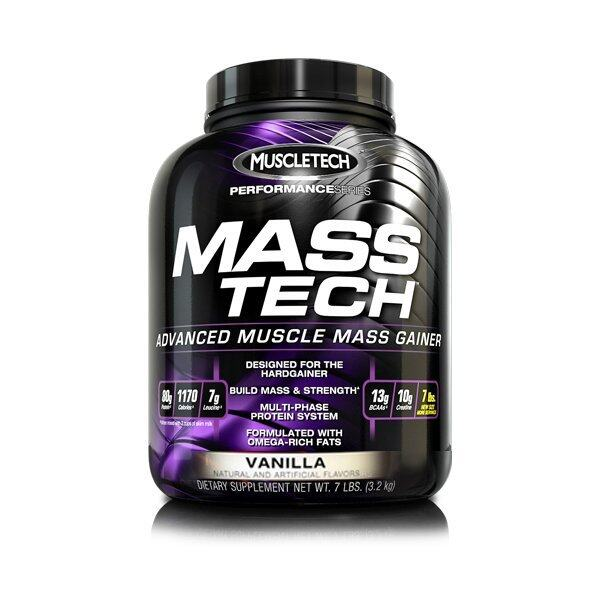 เปรียบเทียบราคา Muscletech Masstech 7lb - Vanilla เช็คราคา