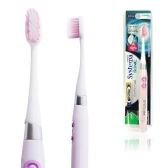 Mustme Systema Sonic Toothbrush แปรงสีฟันไฟฟ้า