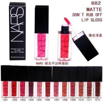 NARS Audacious Lip closs Rouge A Levres สี No.1207/ลิป นาร์ กลอส No.1207 จำนวน 1 ชิ้น