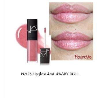 NARS Lip Gloss 4mL #BABY DOLL