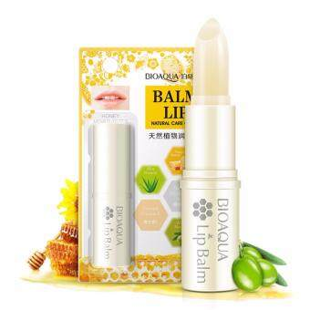 ลิปปาล์ม Natural Honey Aloe Lip Balm