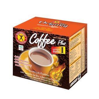 ขายยกลัง! Naturegift Coffee Plus เนเจอร์กิฟ คอฟฟี่ พลัส สูตรต้นตำรับ 1 ชุด มี 40 กล่อง (กล่องละ 10 ซอง)