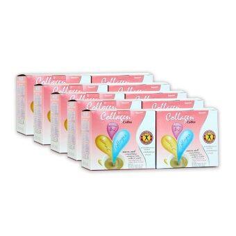 NatureGift Collagen Coffee เนเจอร์กิฟ คอลลาเจน คอฟฟี่ 1 ชุด มี 10 กล่อง (กล่องละ 10 ซอง)