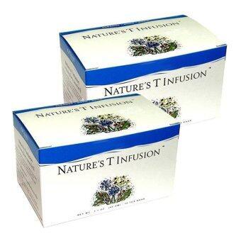Nature's T INFUSION ชาดีท็อกซ์ 30 ซอง (2 กล่อง)