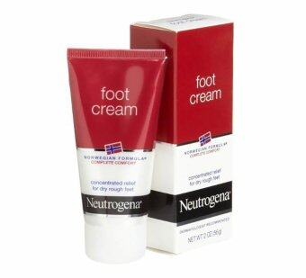 Neutrogena Norwegian Formula Foot Cream 1 หลอด ขนาด 56 g