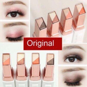 #No.05 อายแชโดว์ทูโทนสีสวย Novo EyeShadow Stick แท้ 100%