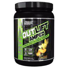 Nutrex OUTLIFT AMPED : Peach Pineapple 20 servings