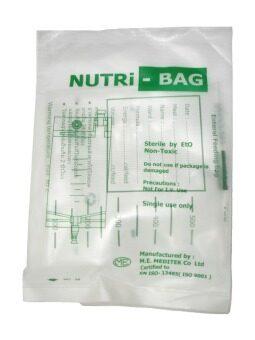 จัดโปรโมชั่น Nutri-bag ถุงอาหาร ถุงให้อาหารผู้ป่วยทางสายยาง 100 ใบ