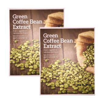 Harga Nutritious'Green Coffee Bean Extract 15 ซอง ( 2 กล่อง)