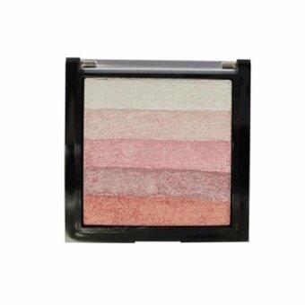 ODBO อายแชโดว์ชิมเมอร์ Colors Shimmer Bricks #03