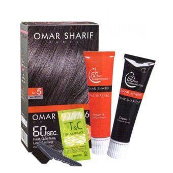 Omarsharif โอมาร์ชารีฟ 60 (สีน้ำตาลเข้ม)