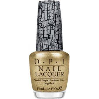 O.P.I 15ml. # Gold Shatter E60