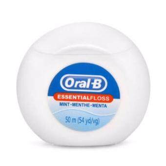 Oral-B ESSENTIALFLOSS MINT 50 m (54 yd) ไหมขัดฟัน