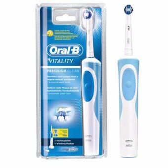 แปรงสีฟันไฟฟ้า Oral-B รุ่น Vitality Pecision clean