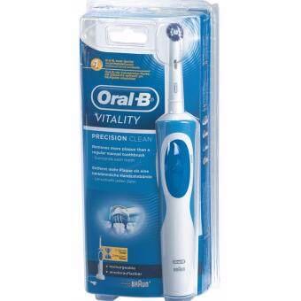 Oral-B แปรงสีฟันไฟฟ้า รุ่น Vitality Precision clean