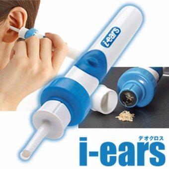 ขอเสนอ OSK ไม้แคะหู2in1สั่นและดูดขี้หูได้ เครื่องทำความทสะอาดหู EDO cross i-ears