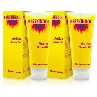 PERSKINDOL Classic Gel บรรเทาอากาศปวดกล้ามเนื้อ 100ml. (2 หลอด)