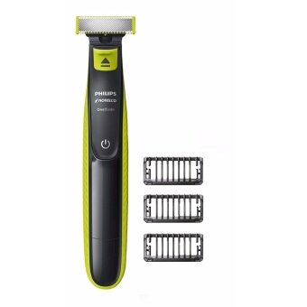 Philips Norelco OneBlade hybrid electric trimmer and shaver, FFP,QP2520/90 - intl