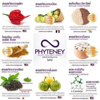 Phyteney ไฟทินี่ อาหารเสริมลดน้ำหนัก