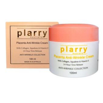 Plarry Placenta Anti-Wrinkle Cream with Collagen 100 ml.